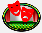 Comedy-Tragedy masks